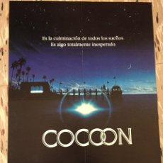 Cine: POSTER PELICULA COCOON 41 X 56 CM. Lote 147961814