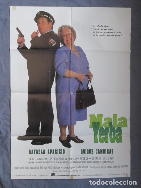 mala yerba - póster original cine - 100 cm x 70 - Comprar Carteles y ... 58957ff161