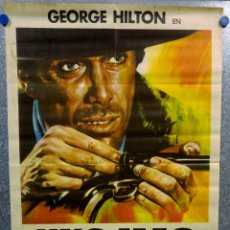 Cine: UNO MÁS AL INFIERNO. GEORGE HILTON, PAOLO GOZLINO, CLAUDIE LANGE. AÑO 1971. Lote 148852018
