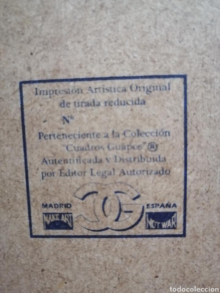 Cine: SPIDERMAN BLACK NEGRO. Cuadro Cartel Cine. Hecho en madera 100x70 cm. Muy Raro - Foto 8 - 149138466