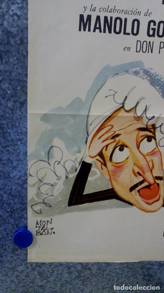 Cine: COMO CASARSE EN 7 DIAS. GRACITA MORALES, JOSE SAZATORNIL, OZORES, JOSE SACRISTAN. AÑO 1970 - Foto 6 - 149251218