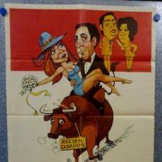 Cine: CELEDONIO Y YO SOMOS ASI. ALFREDO LANDA, ANTONIO OZORES. AÑO 1974. Lote 149252230
