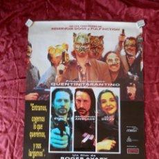 Cine: POSTER CARTEL ORIGINAL PELICULA: KILLING ZOE ERIC STOLTZ JULIE DELPY. Lote 149338369