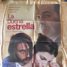 Cine: POSTER CARTEL ORIGINAL PELÍCULA: LA BUENA ESTRELLA,ANTONIO RESINES. Lote 149338373