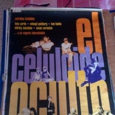 Cine: POSTER EL CELULOIDE OCULTO. Lote 150080830