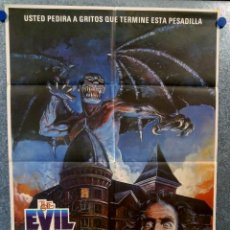 Cine: THE EVIL PROFECIA DIABLOLICA. ANDREW PRINE, CASSIE YATES, JOANNA PETTET . AÑO 1984 . Lote 150288754