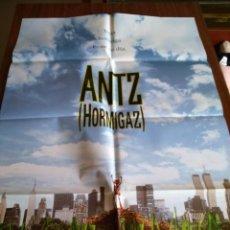 Cine: POSTER -- ANTZ - HORMIGAZ -- POSTER GRANDE + 11 FOTOGRAMAS -- ORIGINALES DE CINE -- . Lote 151219798