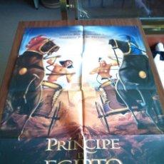 Cine: POSTER -- EL PRINCIPE DE EGIPTO -- POSTER GRANDE -- ORIGINALES DE CINE -- . Lote 151309562