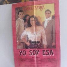 Cine: YO SOY ESA Y 7 FOTOCROMOS DE LA MISMA PELICULA. Lote 151420842
