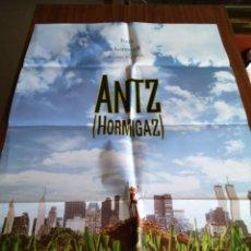 Cine: POSTER -- ANTZ - HORMIGAZ -- POSTER GRANDE -- ORIGINALES DE CINE -- . Lote 151491966
