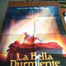 Cine: POSTER -- LA BELLA DURMIENTE -- POSTER GRANDE -- ORIGINALES DE CINE -- . Lote 151506106