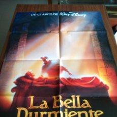 Cine: POSTER -- LA BELLA DURMIENTE -- POSTER GRANDE -- ORIGINALES DE CINE -- . Lote 151506166