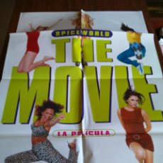 Cine: POSTER -- SPICE WORLD THE MOVIE -- POSTER GRANDE -- ORIGINALES DE CINE -- . Lote 151538834