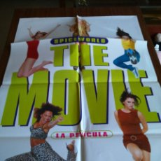 Cine: POSTER -- SPICE WORLD THE MOVIE -- POSTER GRANDE -- ORIGINALES DE CINE -- . Lote 151539694
