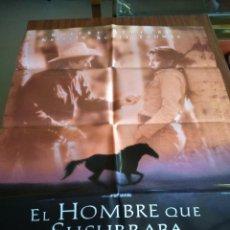 Cine: POSTER -- EL HOMBRE QUE SUSURRABA A LOS CABALLOS -- POSTER GRANDE -- ORIGINALES DE CINE -- . Lote 151541674