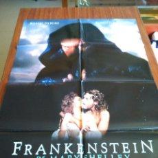 Cine: POSTER -- FRANKENSTEIN -- POSTER GRANDE -- ORIGINALES DE CINE -- . Lote 151582562