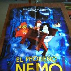 Cine: POSTER -- EL PEQUEÑO NEMO -- POSTER GRANDE -- ORIGINALES DE CINE -- . Lote 151582910