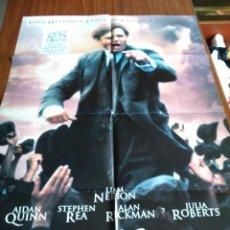 Cine: POSTER -- MICHAEL COLLINS -- POSTER GRANDE + 12 FOTOGRAMAS -- ORIGINALES DE CINE -- . Lote 151981430