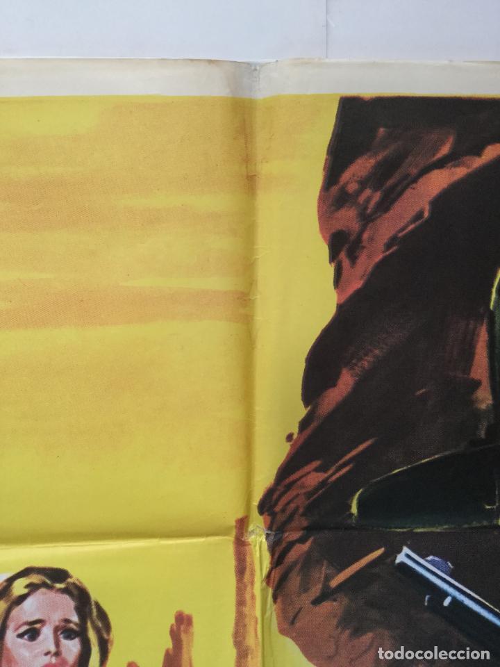Cine: su nombre gritaba venganza - poster cartel cine original - anthony steffen william berger - Foto 2 - 152409090