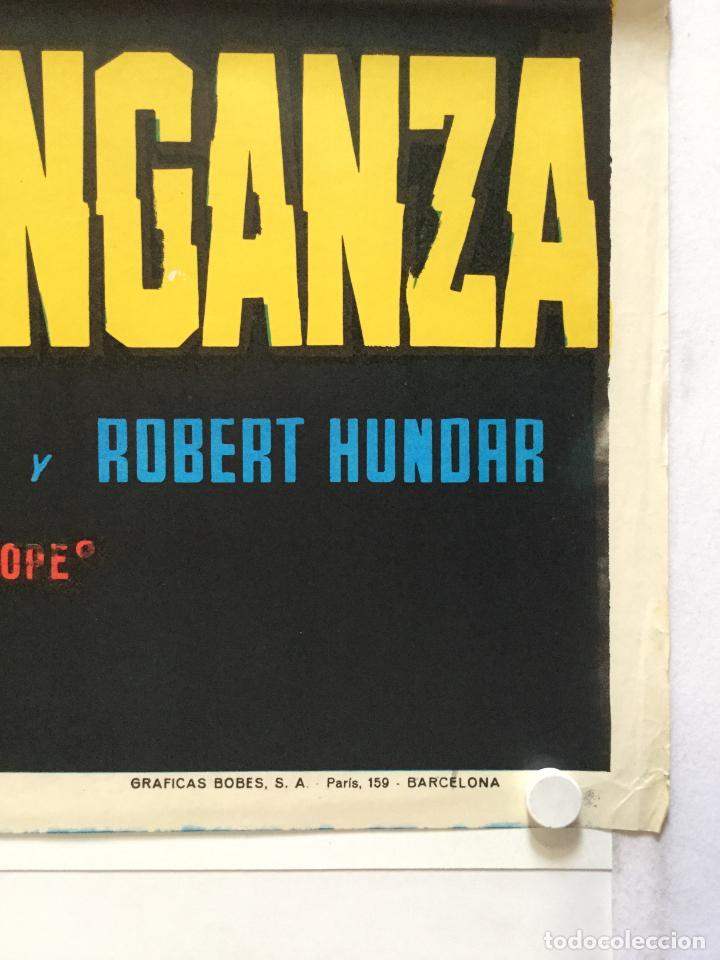 Cine: su nombre gritaba venganza - poster cartel cine original - anthony steffen william berger - Foto 3 - 152409090