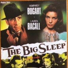 Cine: CINE- EL SUEÑO ETERNO- HUMPHREY BOGART- DUPLEX FILMS . Lote 152437182