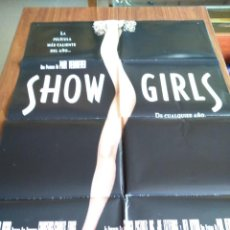 Cine: POSTER -- SHOW GIRLS -- POSTER GRANDE -- ORIGINALES DE CINE -- . Lote 152576994