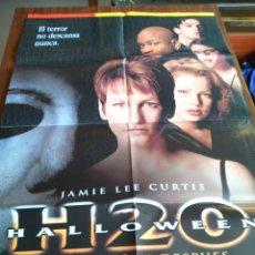 Cine: POSTER -- HALLOWEEN H20 -- POSTER GRANDE -- ORIGINALES DE CINE -- . Lote 152787894