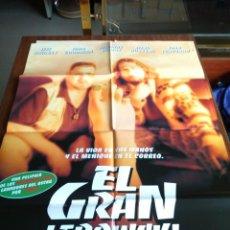 Cinema: POSTER -- EL GRAN LEBOWSKI -- POSTER GRANDE -- ORIGINALES DE CINE -- . Lote 152897058