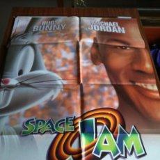 Cinema: POSTER -- SPACE JAM -- POSTER GRANDE -- ORIGINALES DE CINE -- . Lote 152897878