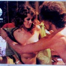 Cine: CARTEL DE LA PELICULA SEX O´CLOCK USA DE REICHENBACH - AMERICA DE NOCHE PROHIBIDA. Lote 153093638