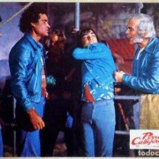 Cine: CARTEL DE LA PELICULA - PERROS CALLEJEROS - DE JOSE ANTONIO DE LA LOMA. Lote 153332998