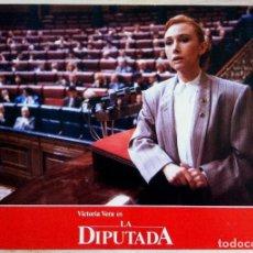 Cine: CARTEL DE LA PELICULA - LA DIPUTADA - VICTORIA VERA. Lote 153348586