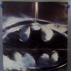 Cine: BATMAN VUELVE. POSTER PROMOCIONAL ESTRENO CINES AÑO 1992. Lote 198676497
