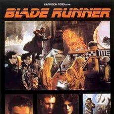 Cine: BLADE RUNNER (POSTER). Lote 178751003
