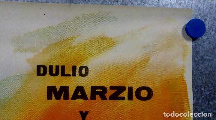 Cine: MISION INFERNAL. DULIO MARZIO, NELLY MEDENS . AÑO 1962. POSTER ORIGINAL - Foto 3 - 153563686