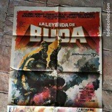Cine: LA LEYENDA DE BUDA - POSTER ORIGINAL 70X100. Lote 153576330