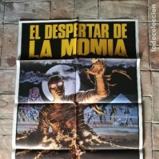 Cine: DESPERTAR DE LA MOMIA-- POSTER ORIGINAL 70X100- . Lote 153580490