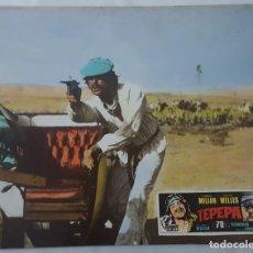 Cine: CARTEL DE CINE / TEPEPA / CARTEL ACARTONADO Y COLOREADO 49 X 39 CM. 1968 (5). Lote 153810766