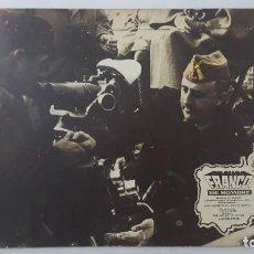 Cine: CARTEL DE CINE / FRANCO ESE HOMBRE / CARTEL ACARTONADO Y COLOREADO 39 X 29 CM. 1964 (2). Lote 153860858