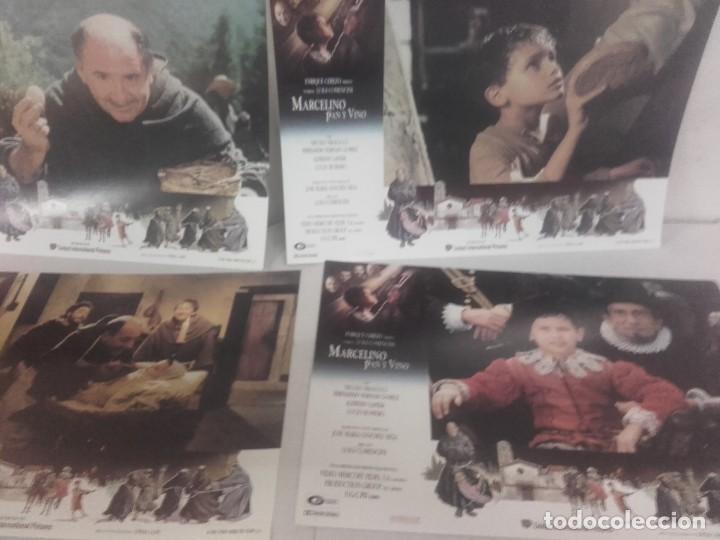 Cine: MARCELINO PAN Y VINO-POSTER, 6 FOTOCROMOS - Foto 4 - 154187630