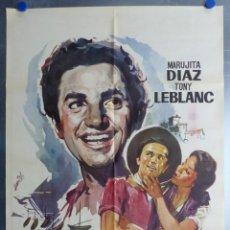 Cine: EL PESCADOR DE COPLAS - ANTONIO MOLINA, MARUJITA DIAZ - AÑO 1968. Lote 154627170
