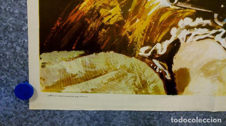 Cine: Cabalgando al infierno. James Garner, Dennis Weaver, Claude AkinsAÑO 1971. POSTER ORIGINAL - Foto 5 - 155337782