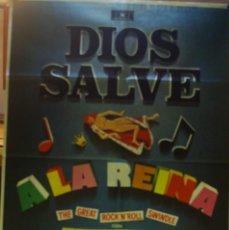 Cine: DIOS SALVE A LA REINA. Lote 155857478