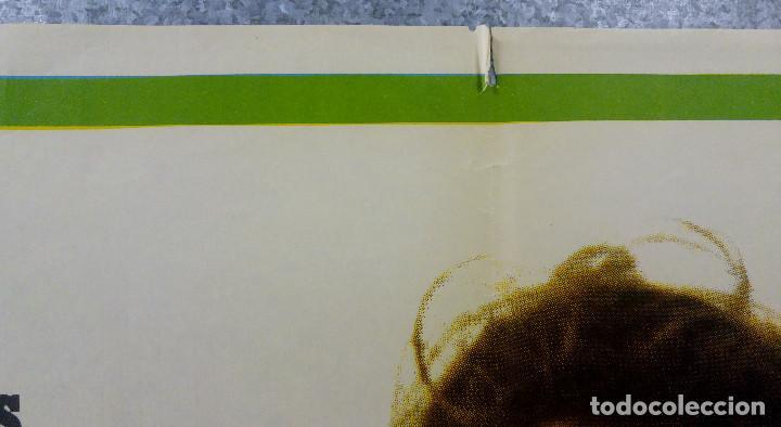 Cine: Con los ojos cerrados. Jean Simmons, John Forsythe, Lloyd Bridges. AÑO 1971. POSTER ORIGINAL - Foto 3 - 155952150