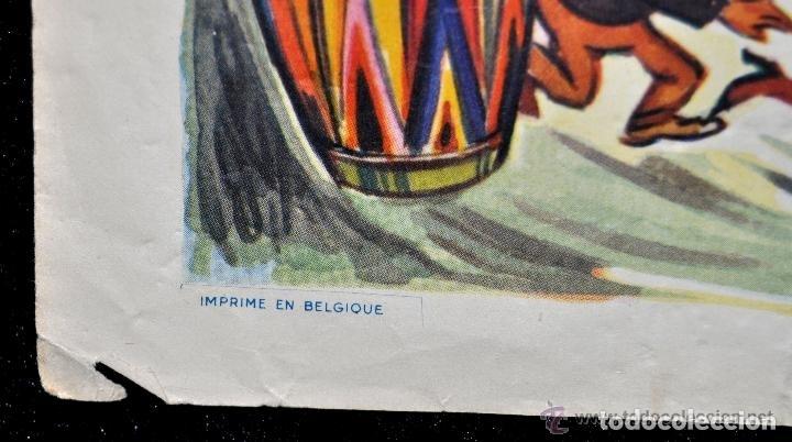 Cine: POSTER ORIGINAL DE 1957, LA BLONDE DES TROPIQUES, CELIA CORTEZ, ARMAND BERNARD, ETC - Foto 10 - 47595371