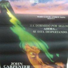 Cinéma: CARTEL EL PRÍNCIPE DE LOS TINIEBLAS. Lote 156263534