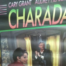 Cine: POSTER CHARADA. Lote 156285233