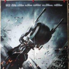 Cine: ORIGINALES DE CINE: BATMAN. EL CABALLERO OSCURO - 70X100 CMS.. Lote 156763370