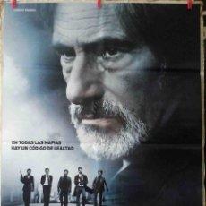 Cinema: ORIGINALES DE CINE: LES LYONNAIS (GERARD LANVIN, TCHEKY KARYO, DANIEL DUVAL) 70X100 CMS.. Lote 156768406
