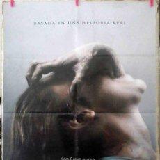 Cine: ORIGINALES DE CINE: THE POSSESSION. EL ORIGEN DEL MAL. SAM RAIMI. 70X100 CMS.. Lote 156875506